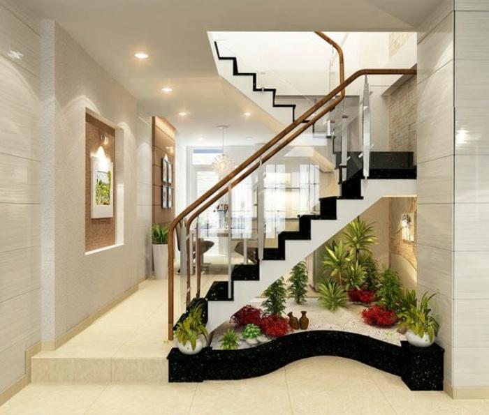 Cách thiết kế cầu thang trong nhà