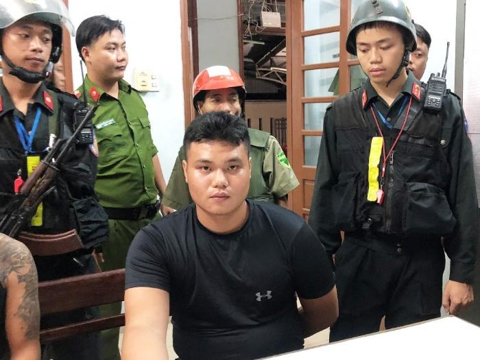 Đối tượng Đỗ Sỹ Minh sinh viên năm hai đại học Xây Dựng Hà Nội