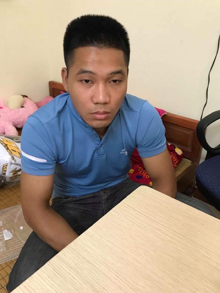Đối tượng Lưu Mạnh Tường sinh viên năm nhất đại học Xây Dựng Hà Nội