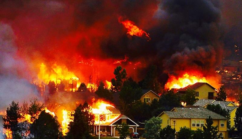 Mộng thấy lửa cháy là một điềm báo tốt lành
