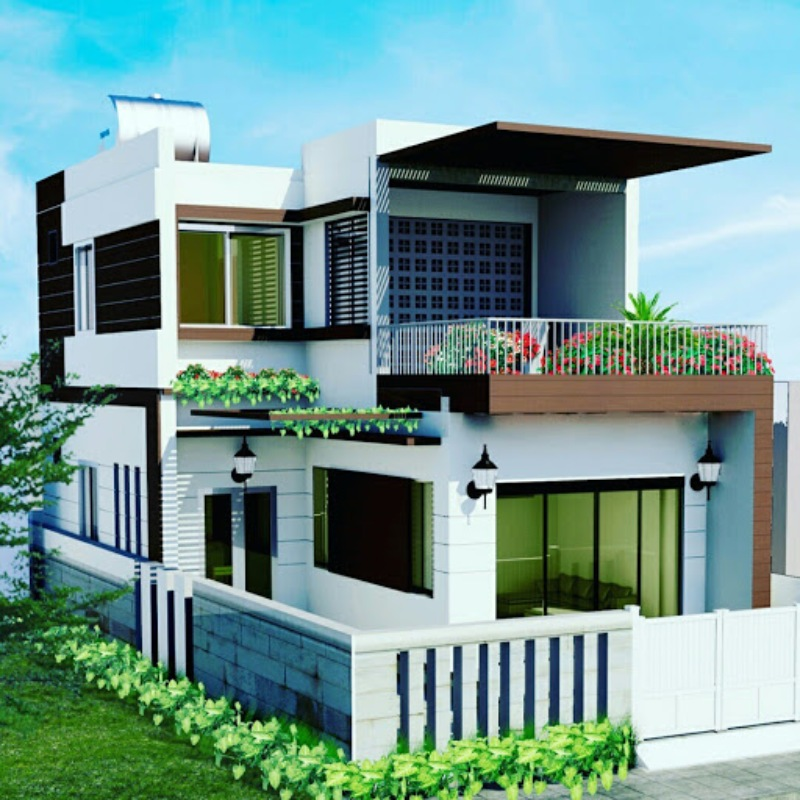 Việc xây một ngôi nhà là để có một nơi ở bình yên, ổn định và lâu dài